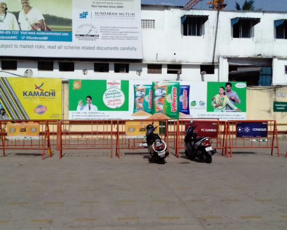Best Outdoor Advertising Wall Painting Agency In Chennai Lotus